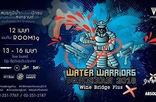 Water Warrior Songkran