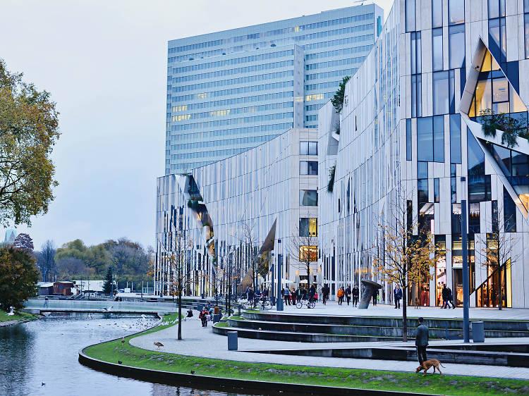 Most Instagrammable spots in Düsseldorf