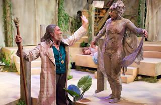 Lantern Theater presents Shakespeare's The Tempest.