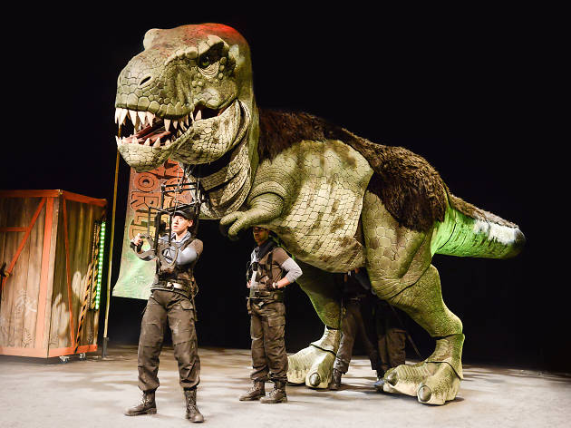 Dinosaur World Live, Regent's Park Theatre