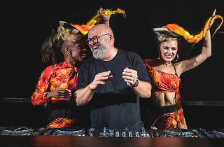 Simon Dunmore, Defected Records, Glitterbox, club night, music and nightlife, Time Out Switzerland