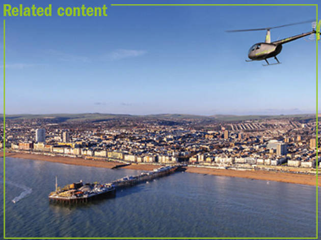 Bookable tours, attractions and events in Brighton