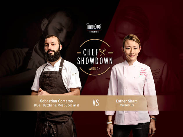 Chef Showdown - Blue x Maison Es