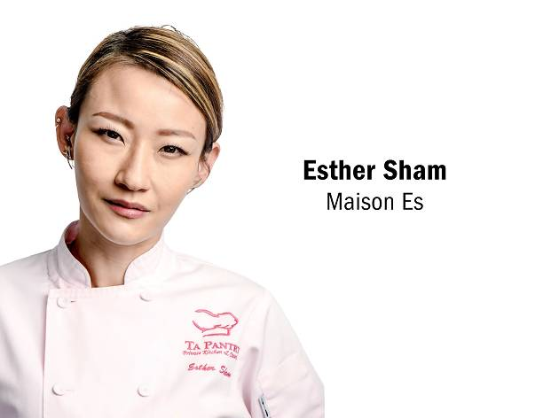 Esther Sham of Maison Es