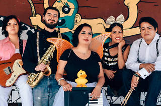 The Chocolate Jazz Band