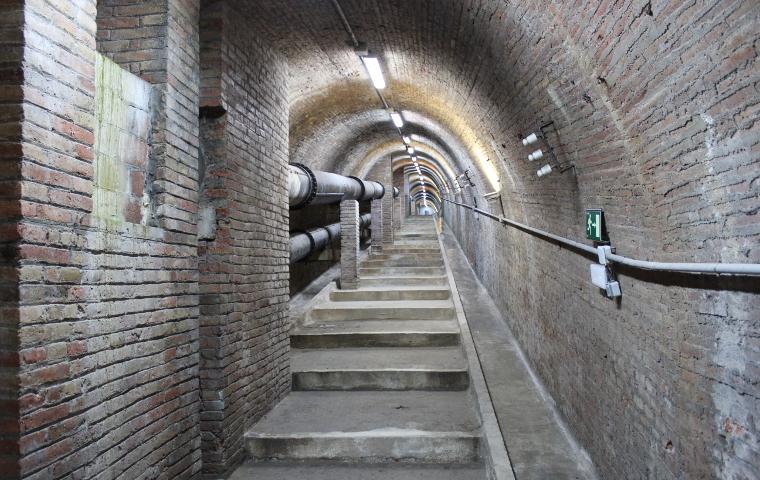 Túnel de Casa de l'Aigua