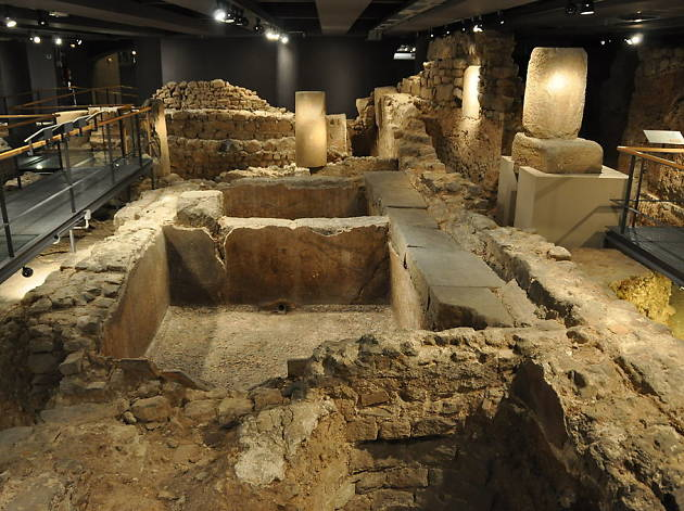 Restes arqueològiques del MUHBA