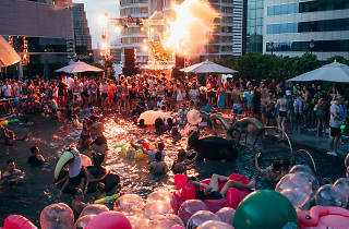 W Bangkok - Songkran Splash Away