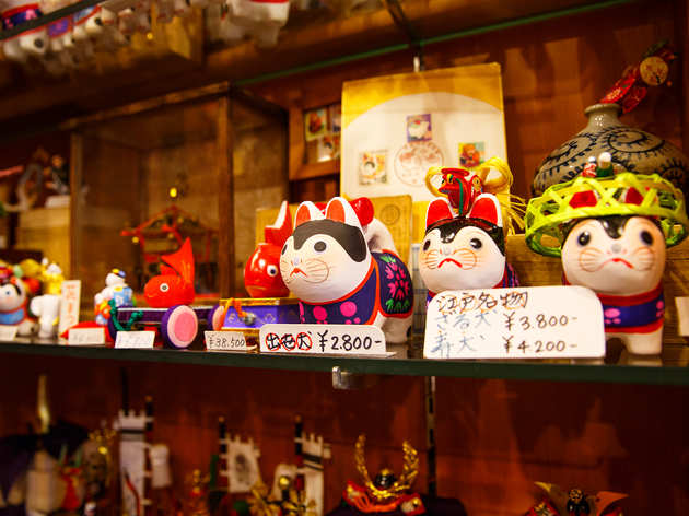 江戸趣味小玩具 助六