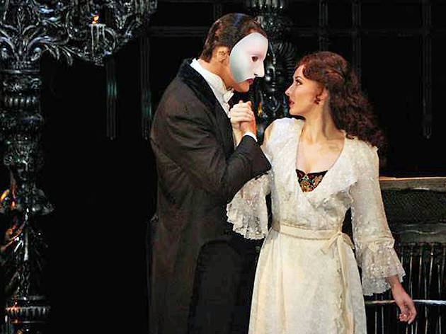 An Evening With The Phantom Of The Opera