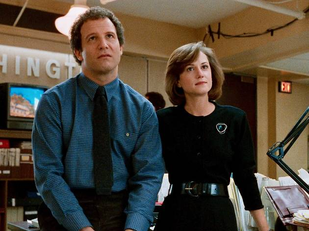Broadcast News (1987) film still