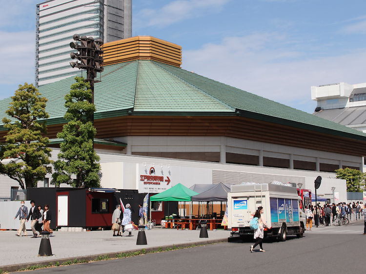 Immerse yourself in sumo culture at Ryogoku Kokugikan