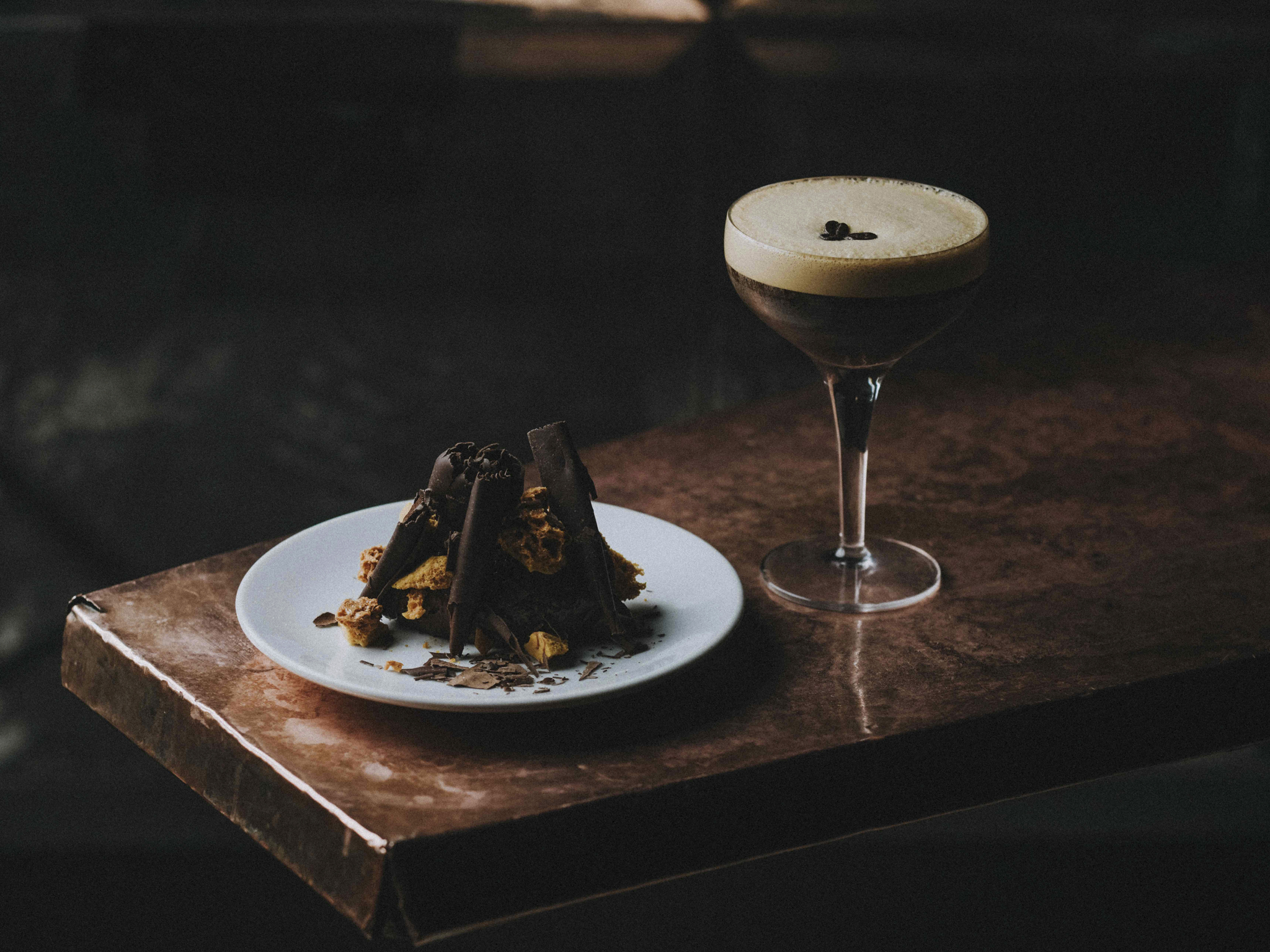 espresso martini at mark's bar, london's best coffee cocktails