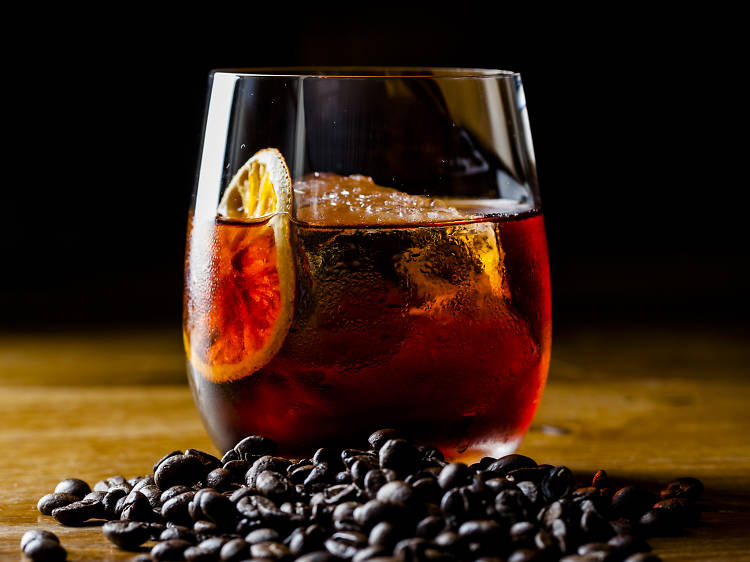 London's best coffee cocktails