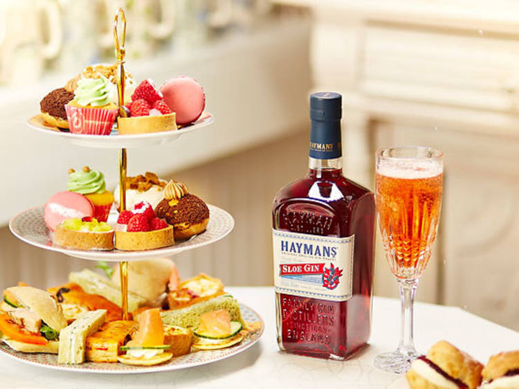 Gin Lovers Afternoon Tea