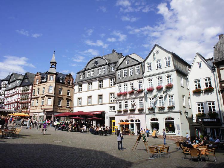 5 dreamy day trips from Frankfurt