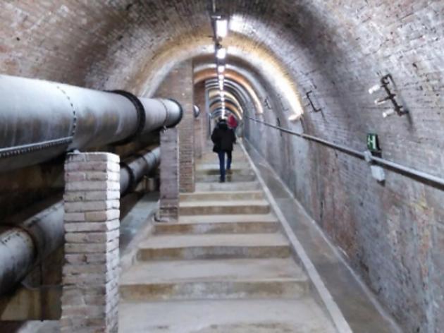 Túnel Casa de l'Aigua