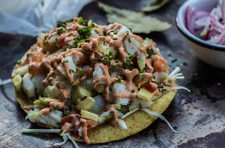 Tlaxcal ceviche