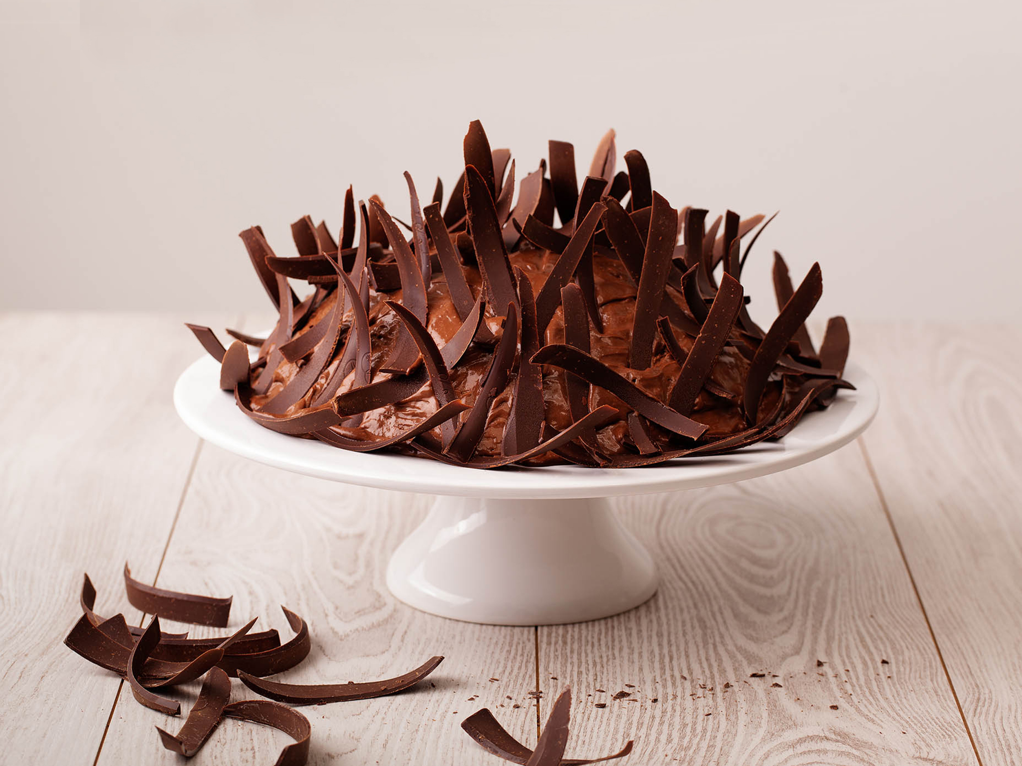Graça Araujo - Bolo de Chocolate