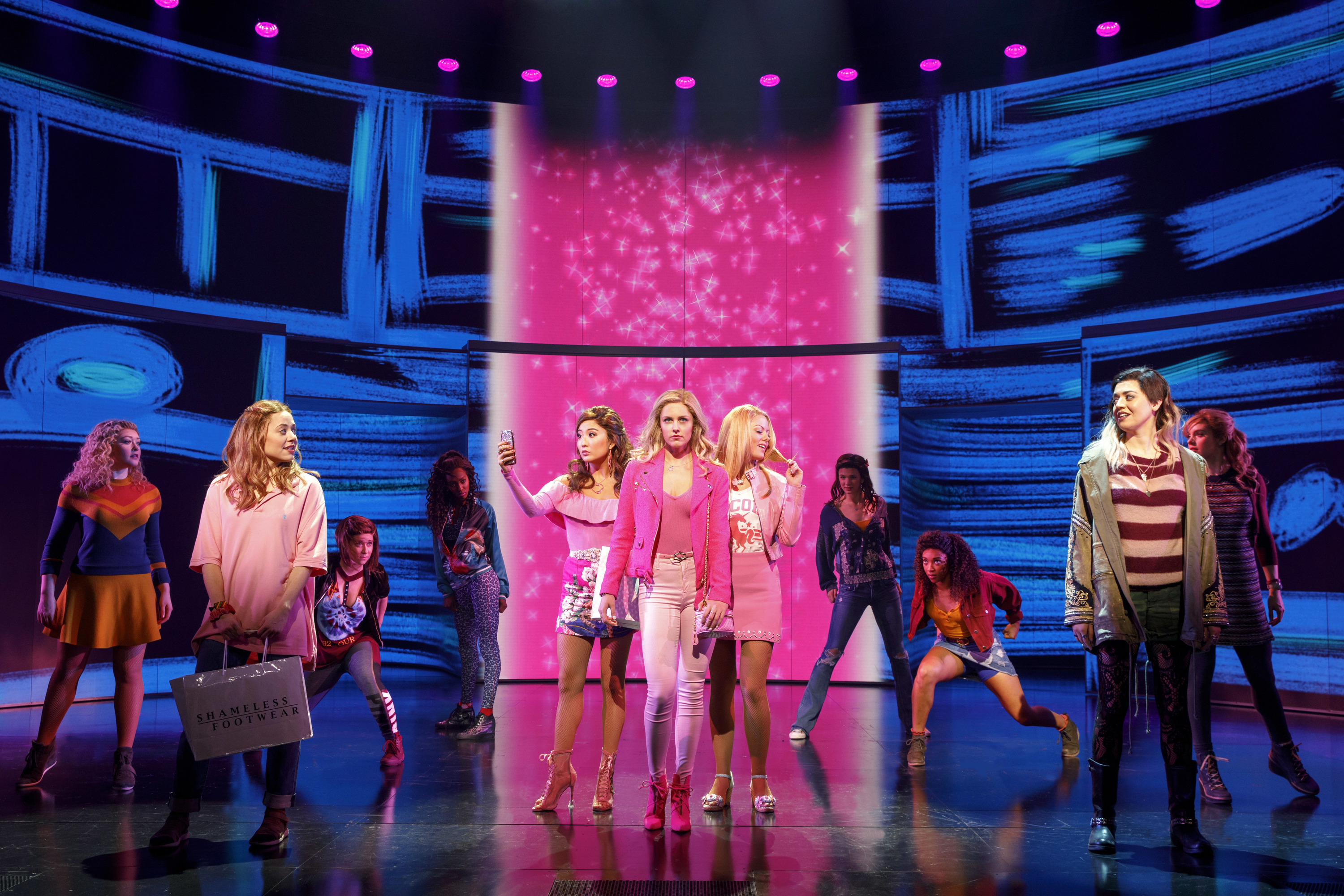Broadway's 'Mean Girls' Musical is coming to Chicago this year