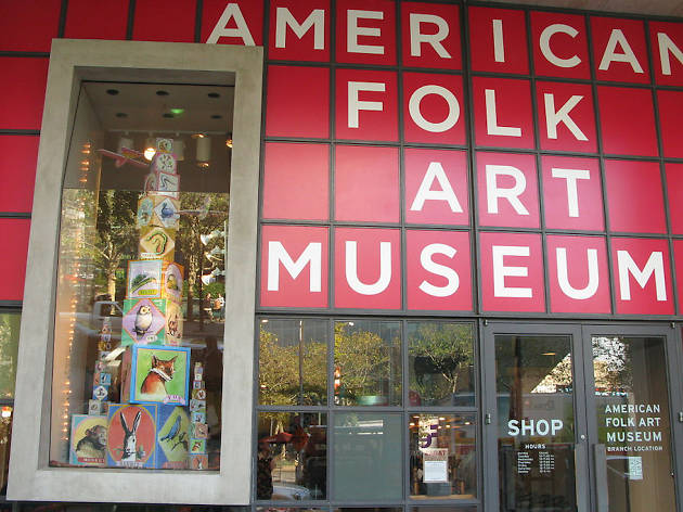 Image result for museum of american folk art nyc