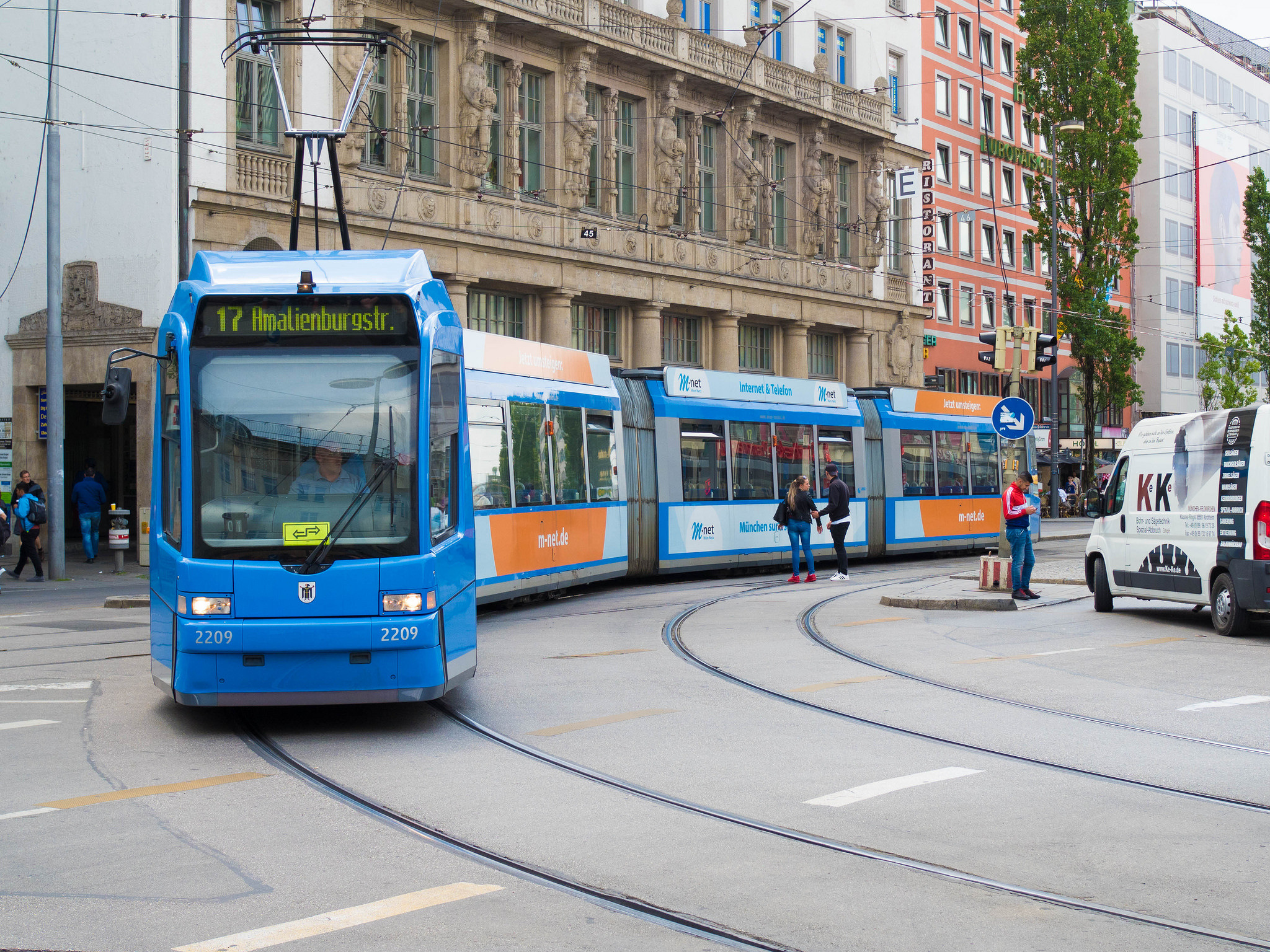 How to navigate public transport in Munich
