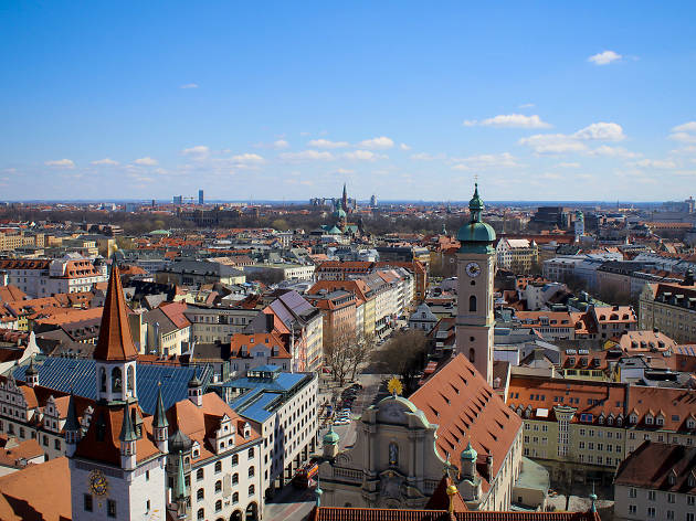 Lonely planet's munich, bavaria & the black forest travel.
