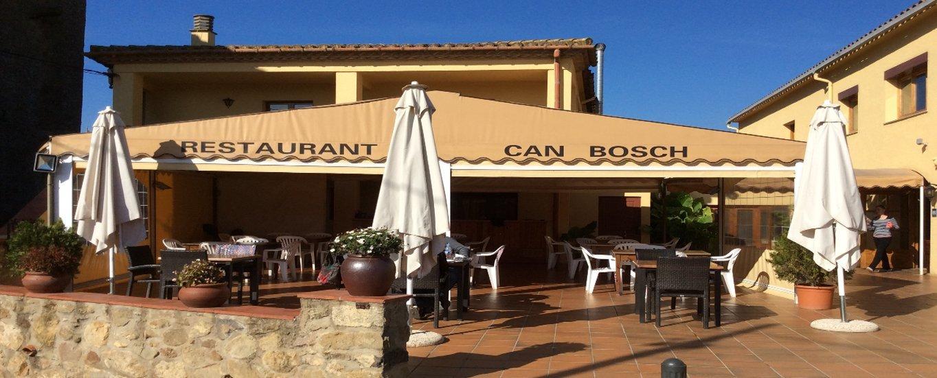 Restaurant Can Bosch