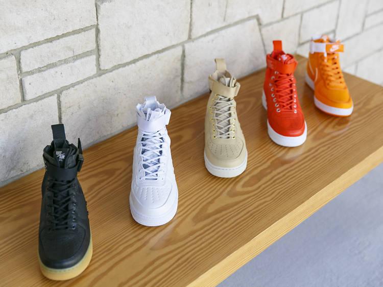 Shop for new kicks