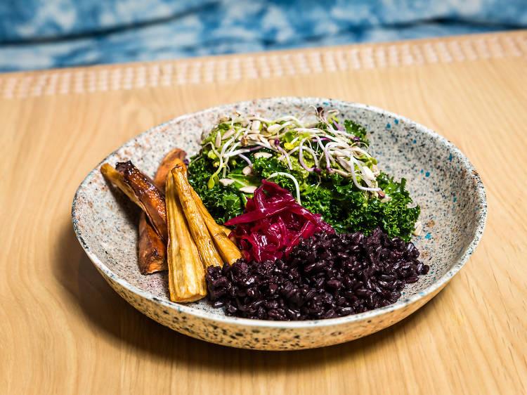 Os melhores restaurantes vegetarianos em Lisboa