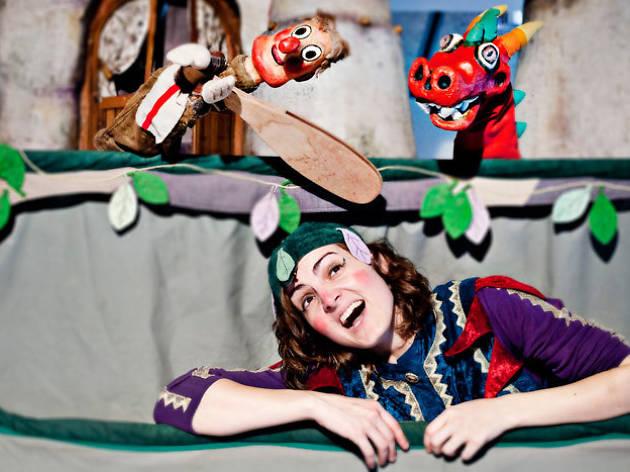 cartellera de teatre infantil On teatre infantil barcelona