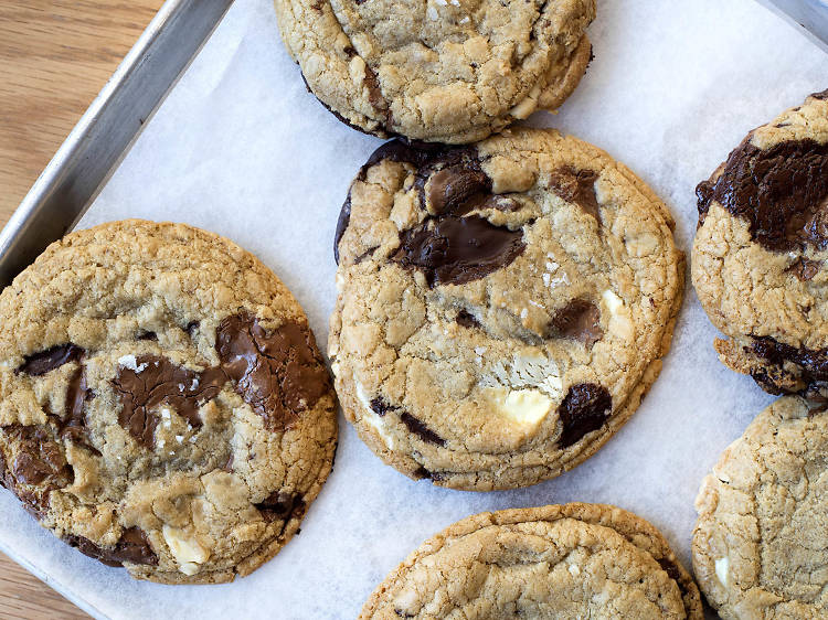 15 best chocolate chip cookies in NYC
