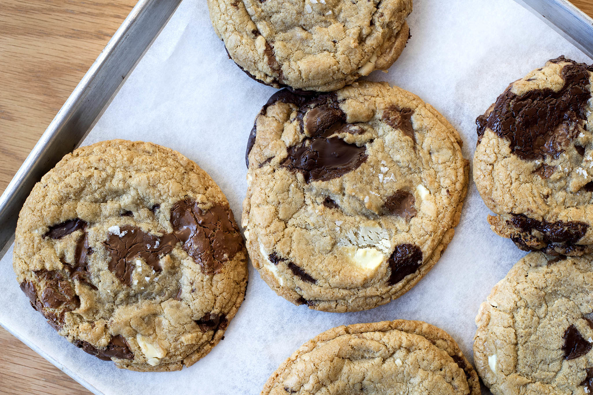 The best chocolate chip cookies in NYC