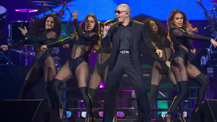 Pitbull will headline Philly's Fourth of July concert on the Parkway.