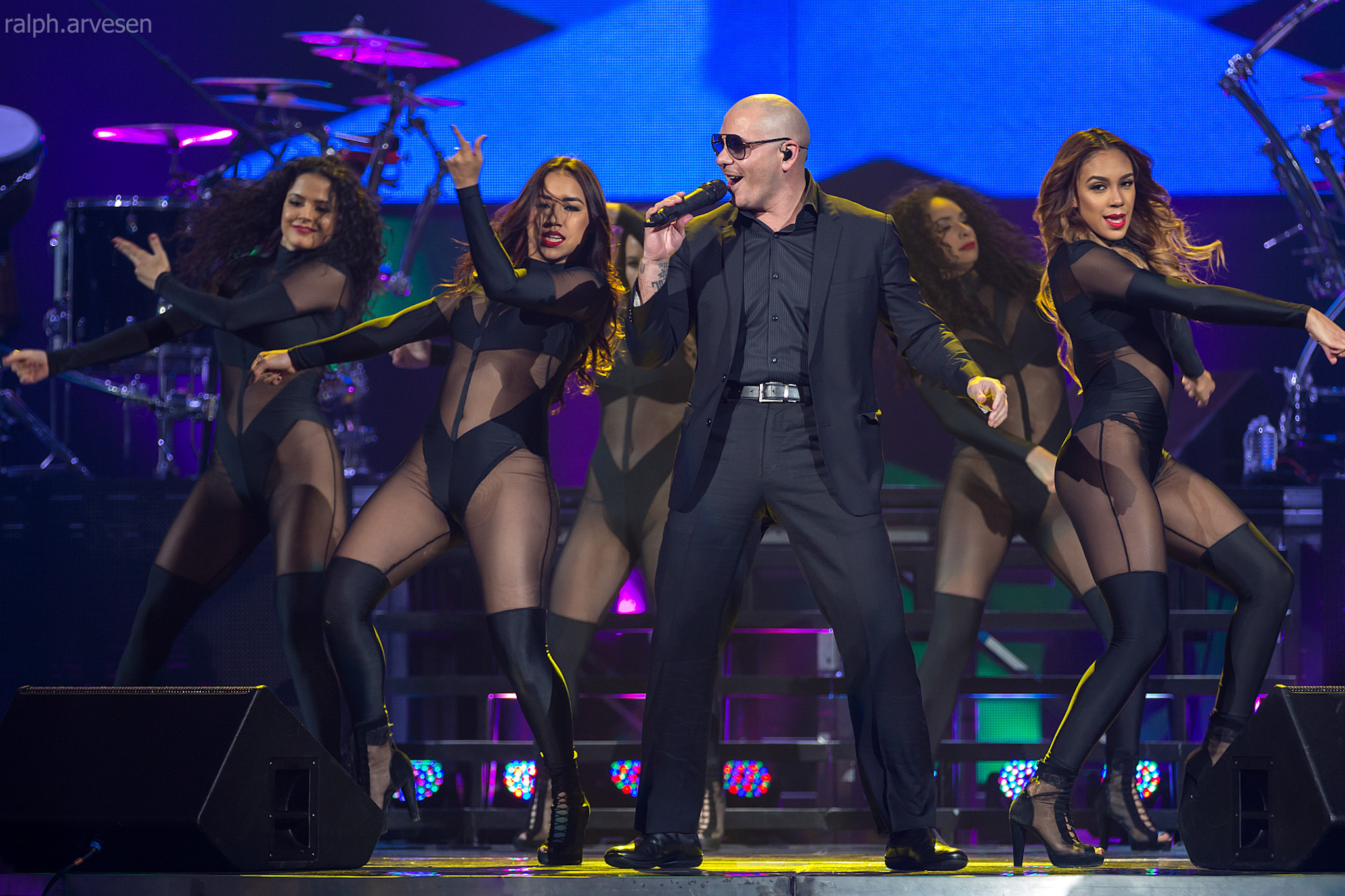 Catch Pitbull at Philly's Fourth of July concert on the Parkway