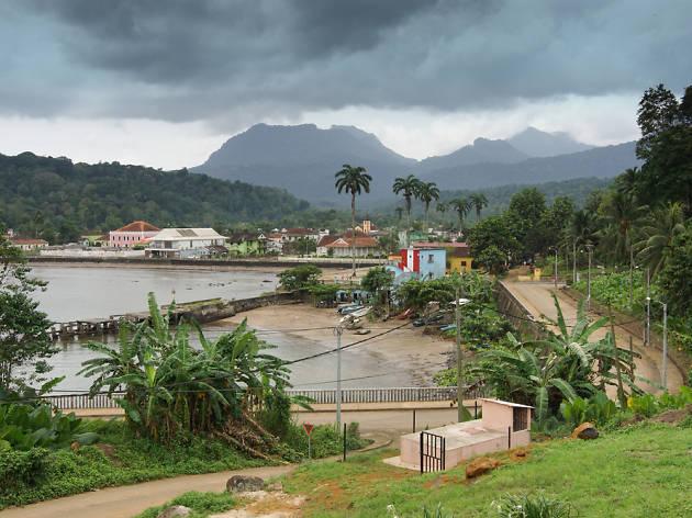 São Tomé i Príncipe
