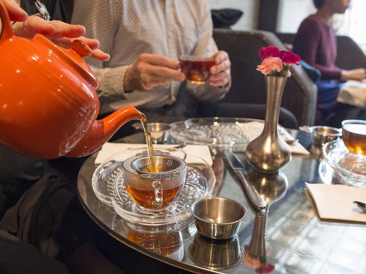 Janam Tea (at Garfunkel's)