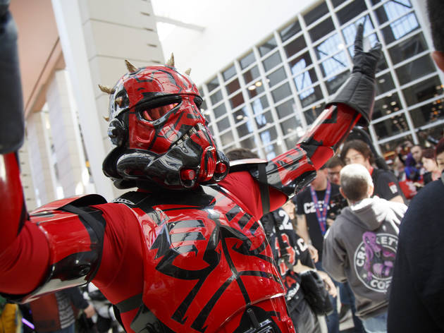 Star Wars Celebration convention is coming to Chicago in 2019