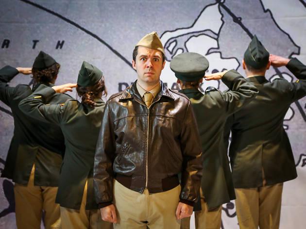 Curio Theatre Company stages Catch-22 in Philadelphia,