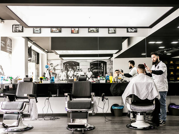 Lisbon's Style Barbershop