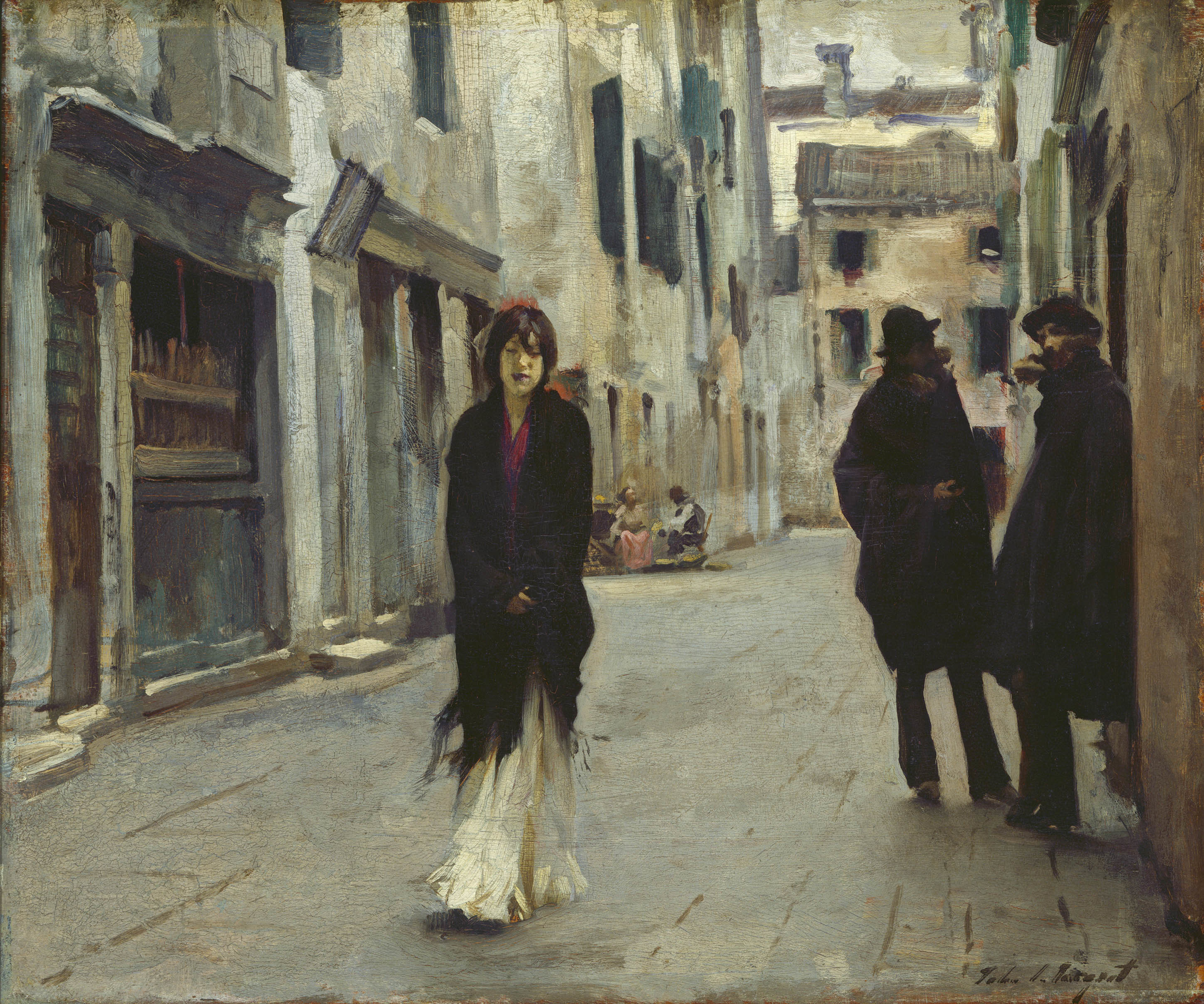 """John Singer Sargent and Chicago's Gilded Age"""