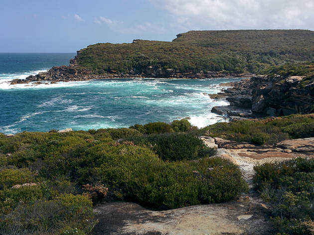 Royal National Park NSW Sydney