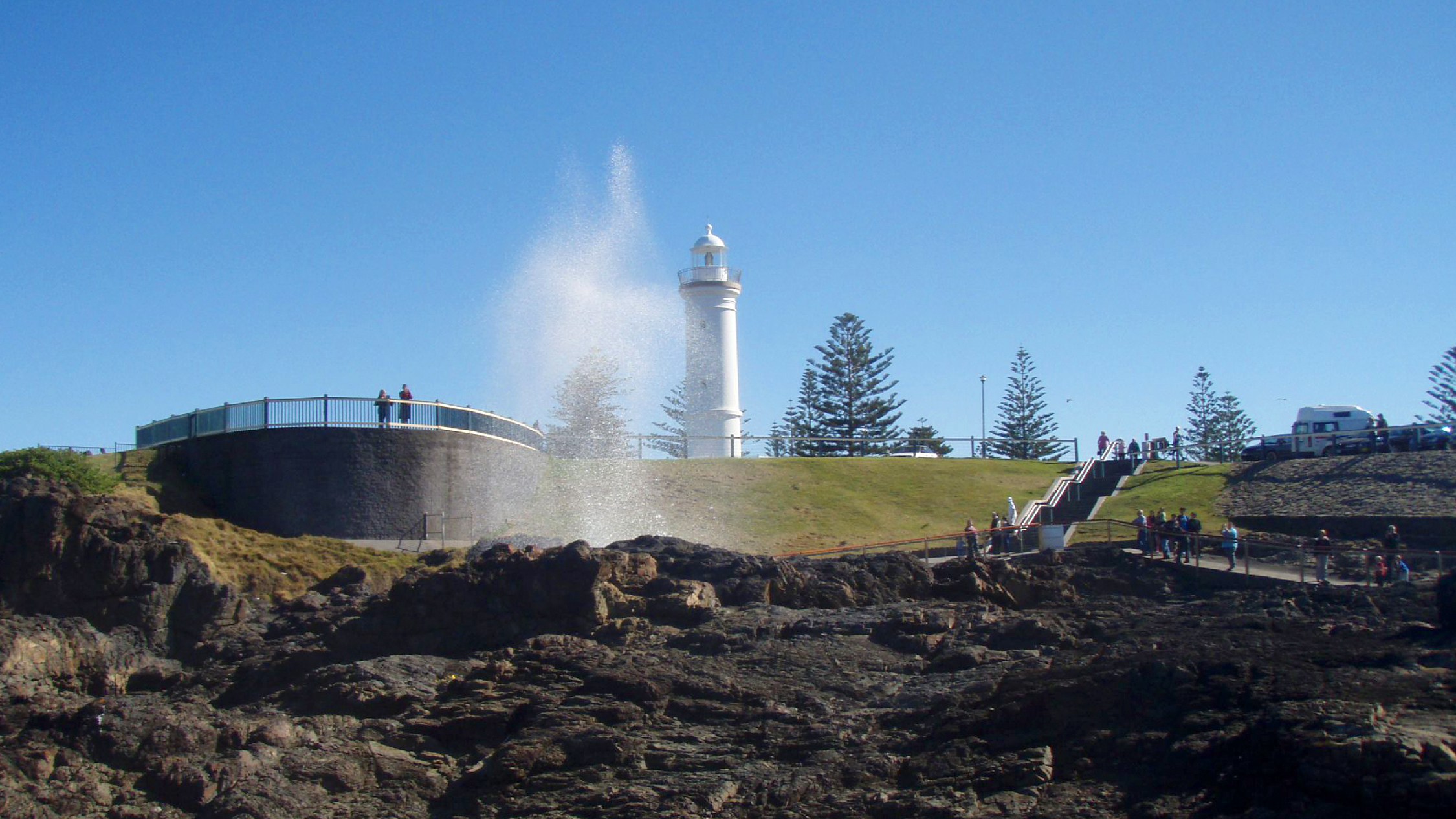 Kiama Blow Hole Light House