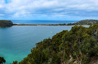 Ku-ring-gai Chase National Park West Head Lookout