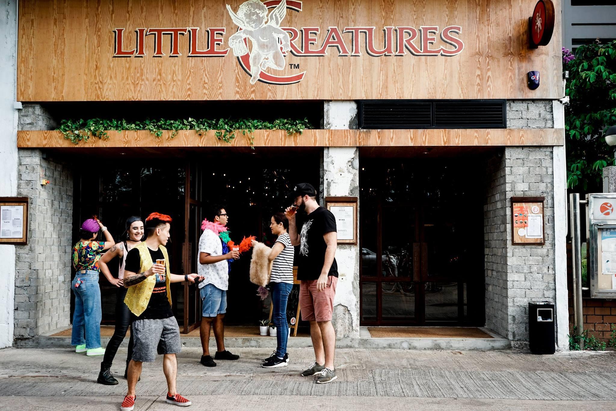 Little Creatures storefront