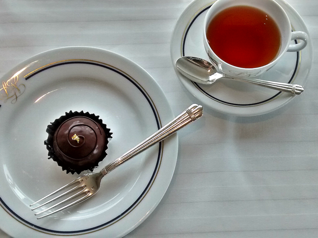 Hotel New Grand Le Normandie rum cake | Time Out Tokyo