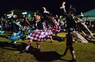 Scottish Dancing at the National Celtic Festival