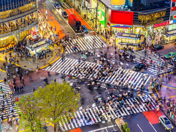 30 free things to do in Tokyo