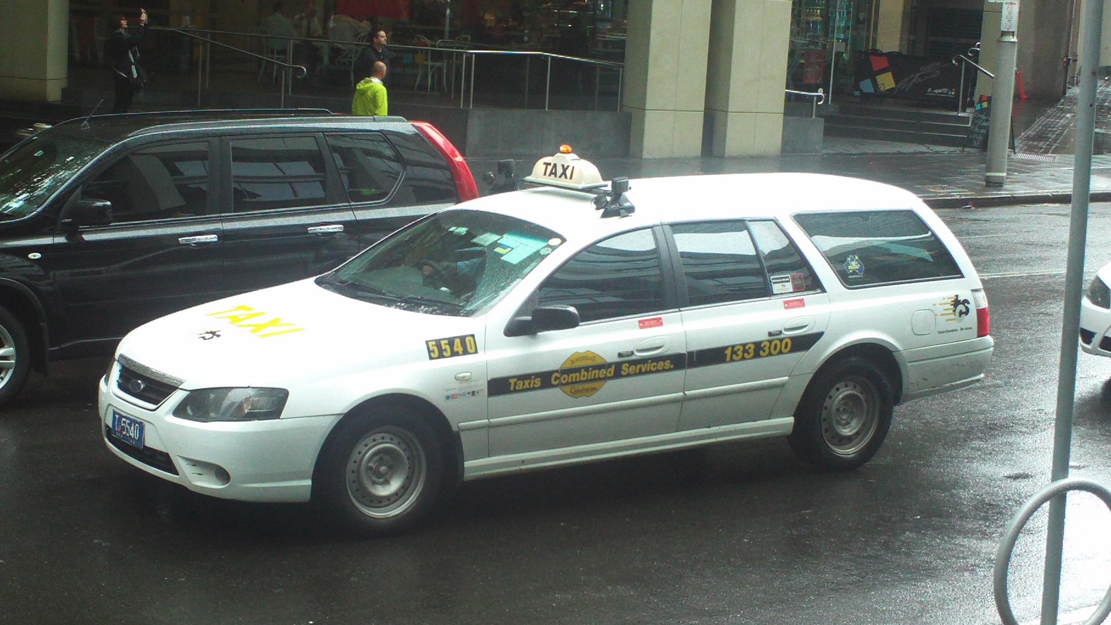 Taxi Sydney