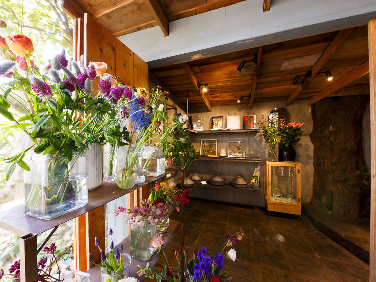 The Little Shop of Flowers Atelier